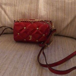 Juicy couture red bag